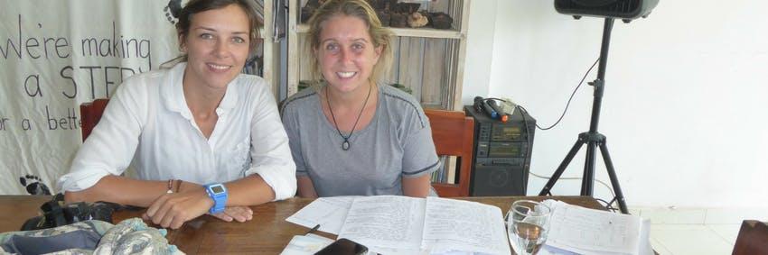 International internships in Bali