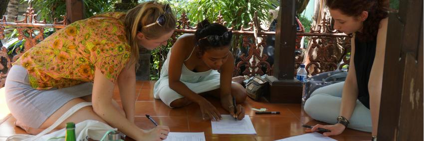 Engineering internship in Bali