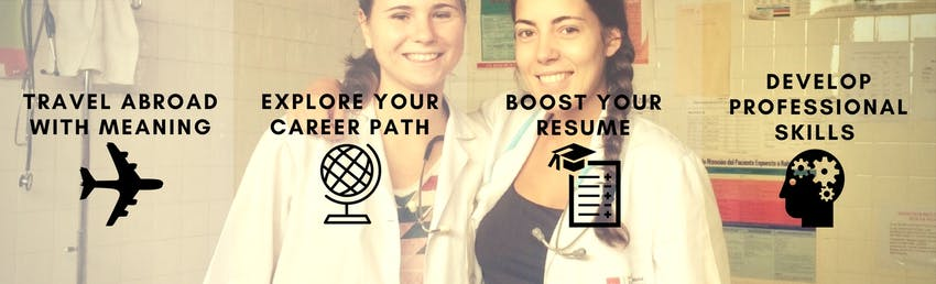 Benefits of summer internships abroad