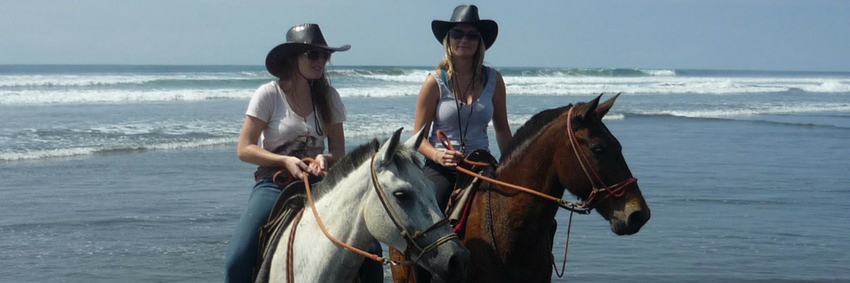Enjoying weekends in Costa Rica