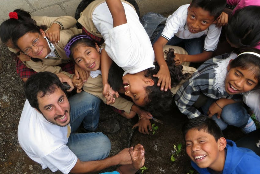 Educational internships abroad in Guatemala