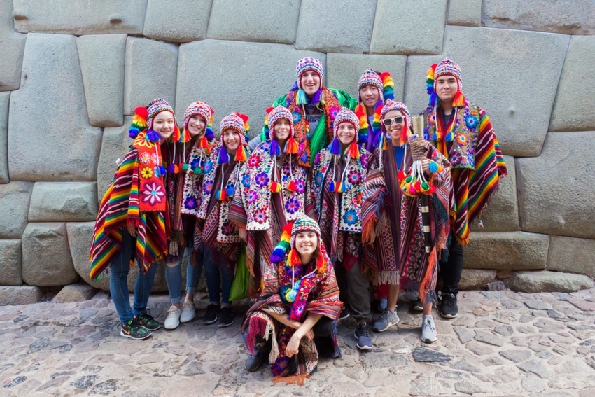 International internships in Cusco, Peru