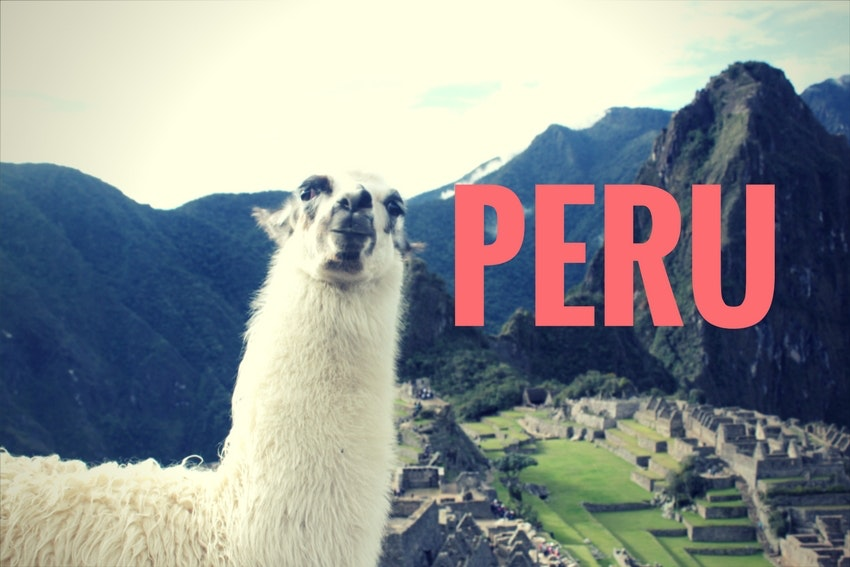 Gap Year Internships in Peru