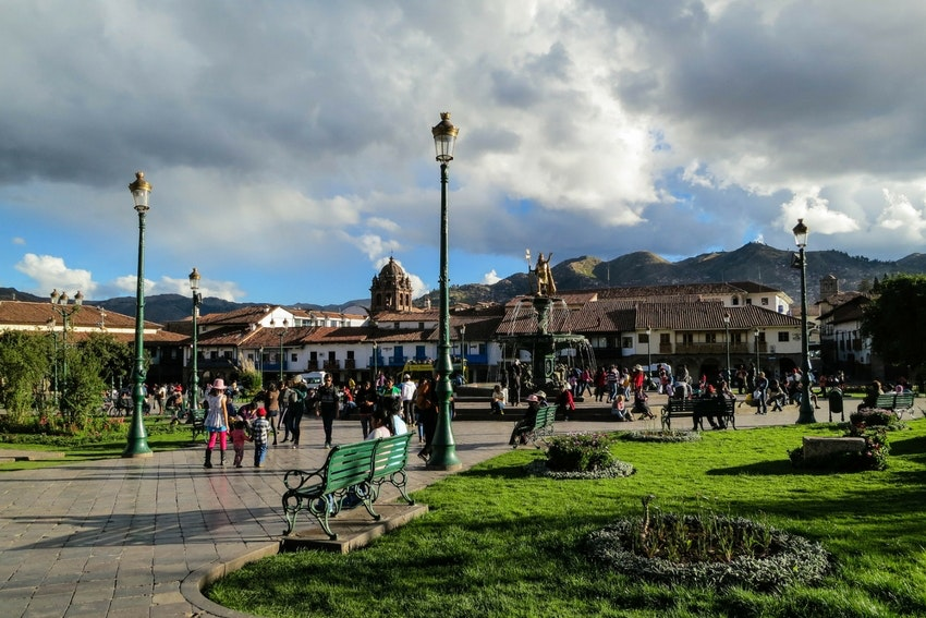 Internships in Peru Cusco 2018