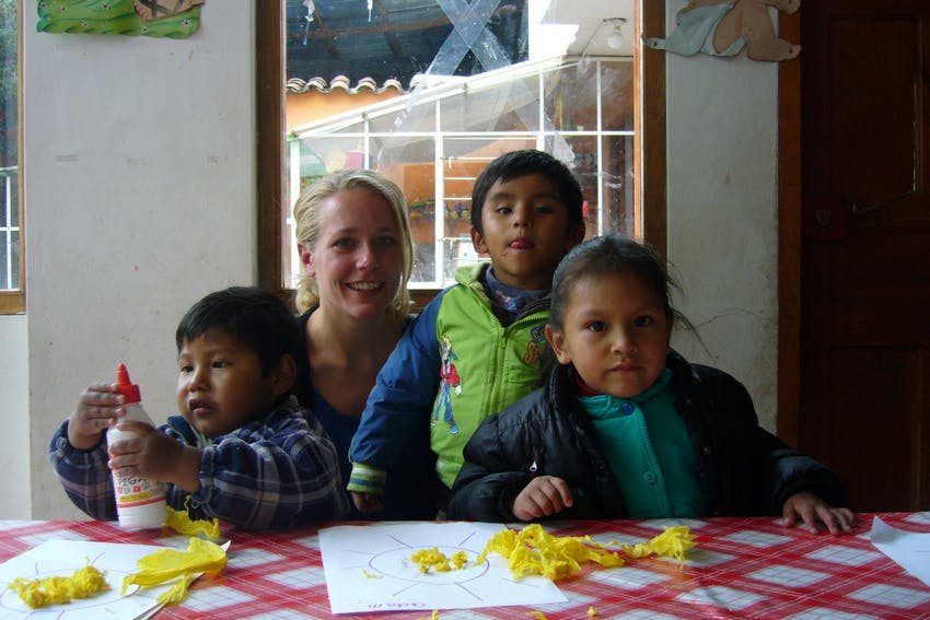 Educational and medical internship opportunities in Cusco, Peru