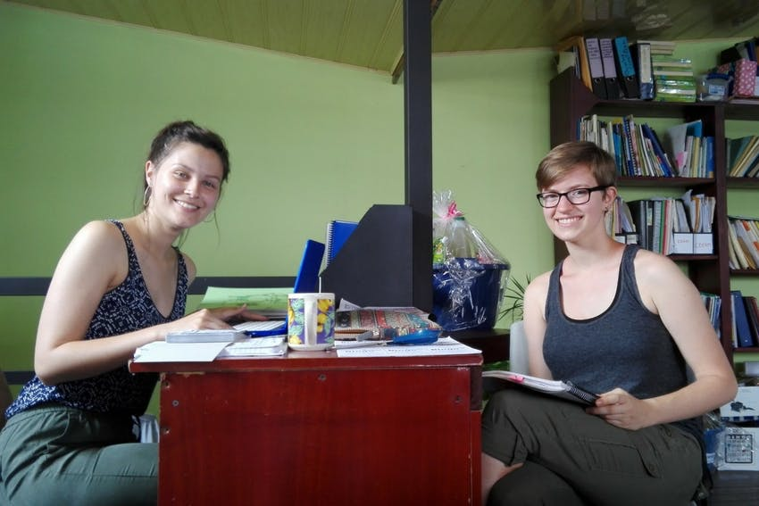 Short term internships in Costa Rica