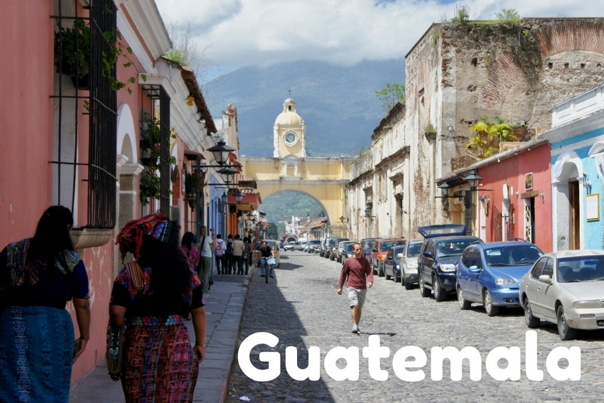 Intern Abroad in Guatemala