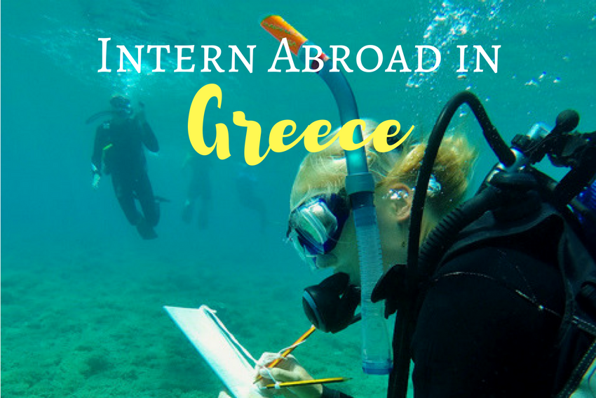 Summer Intern Abroad in Greece 2018
