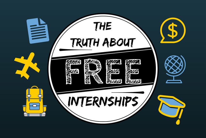 The truth about unpaid internships