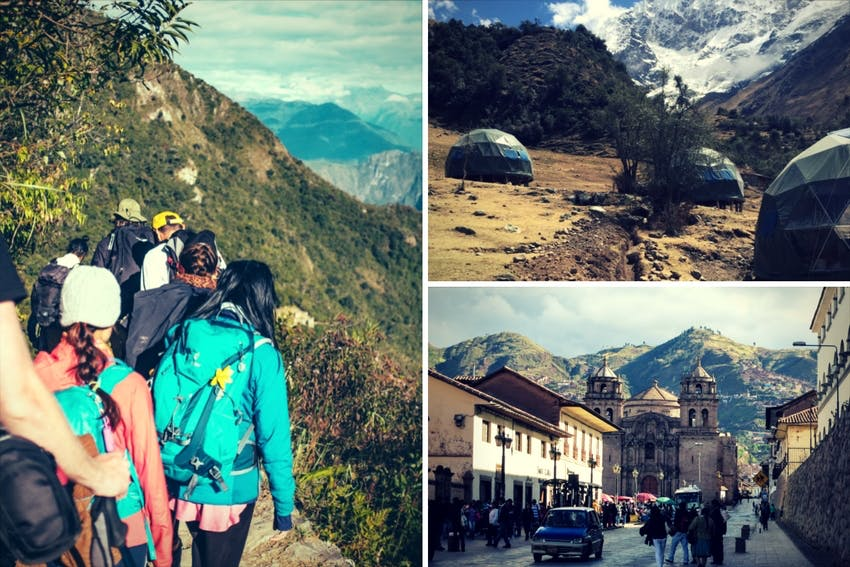 Tourism internships in Peru
