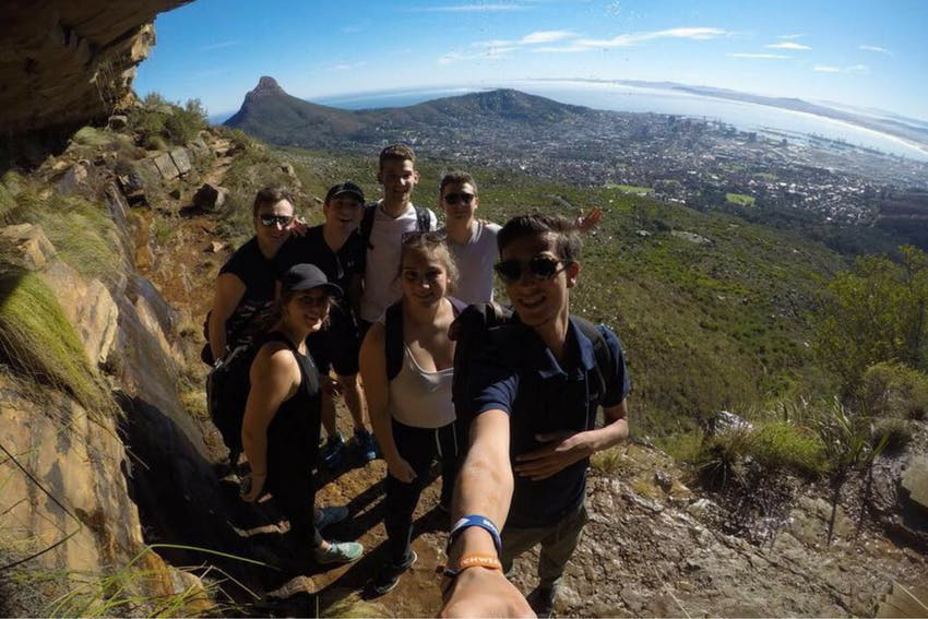 Living abroad as an intern in Cape Town