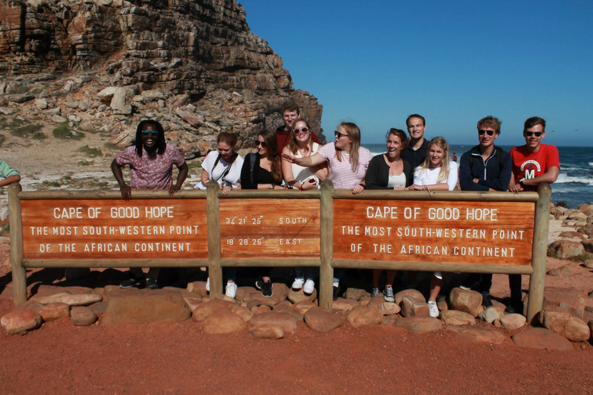 Safe Study Abroad in Cape Town South Africa