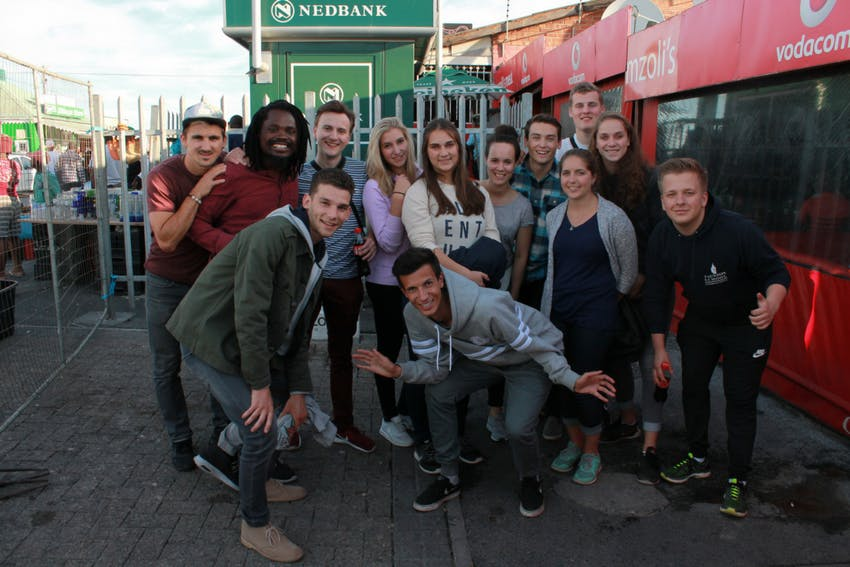 How to find an internship in Cape Town South Africa
