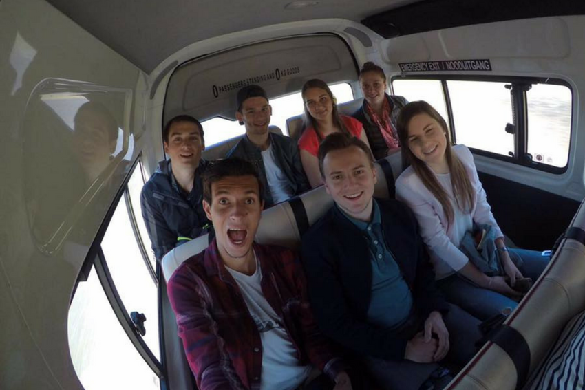 Getting around in Cape Town for students abroad