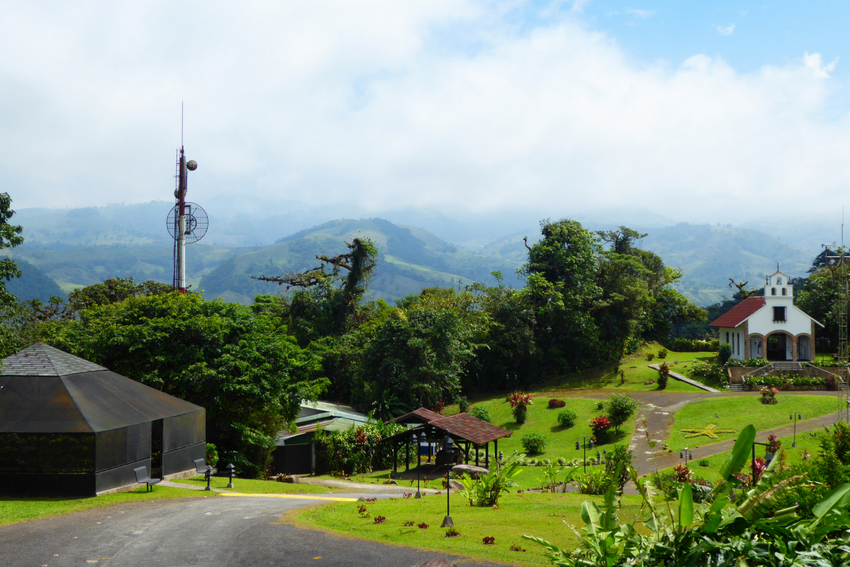 Villa Blanca, Costa Rica