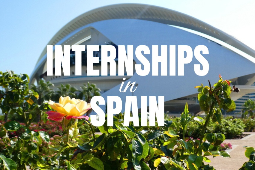 Internships in Valencia, Spain