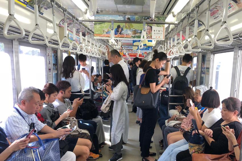 Transportation in Tokyo, Japan, Intern Abroad HQ