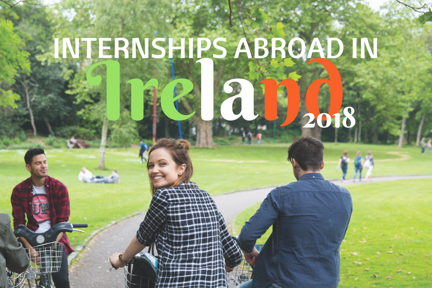 Internships in Dublin, Ireland