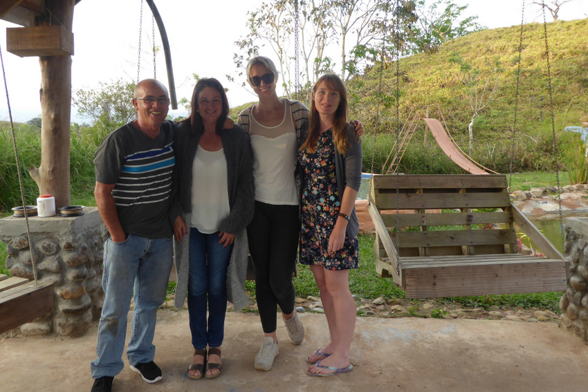 Host family in Costa Rica, Intern Abroad HQ