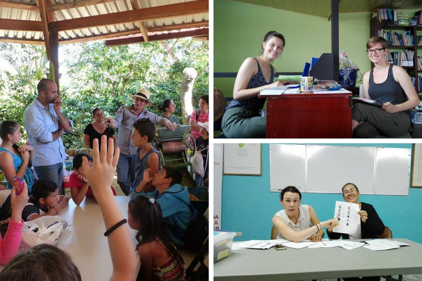 Intern Abroad in Costa Rica