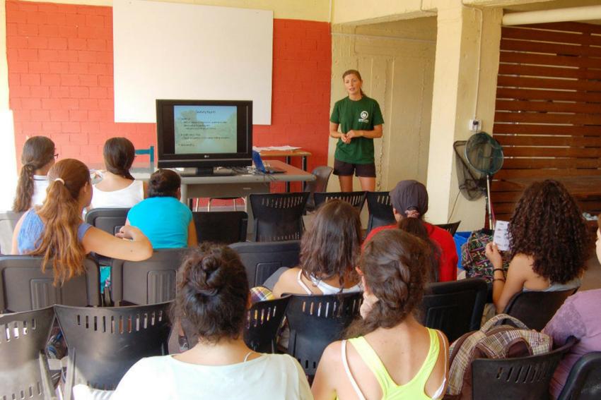 Media internship presentations in Greece, Intern Abroad HQ
