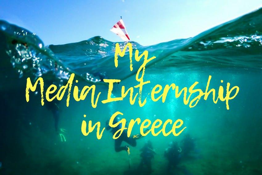 My Media Internship in Greece