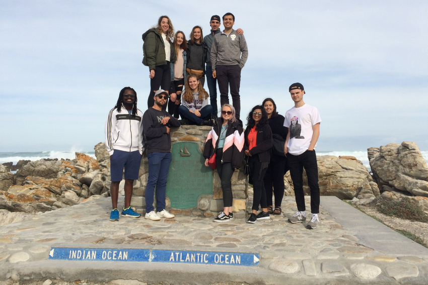 Interns explore in South Africa, Intern Abroad HQ