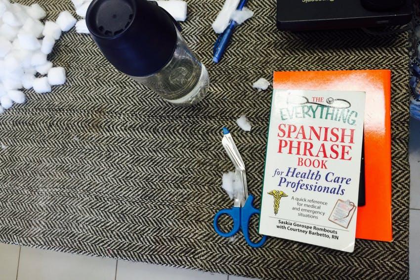 Medical Spanish for interns in Cusco, Peru