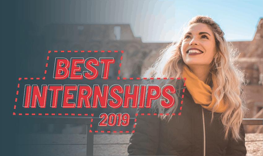 Best internship programs
