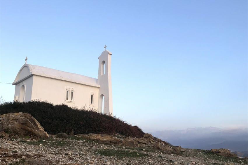 Church in Samos Island, Greece, Intern Abroad HQ