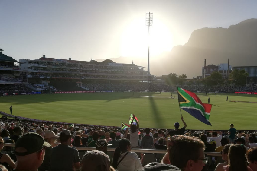 Sports in South Africa