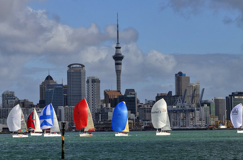 Intern Abroad in Auckland city, New Zealand with IAHQ