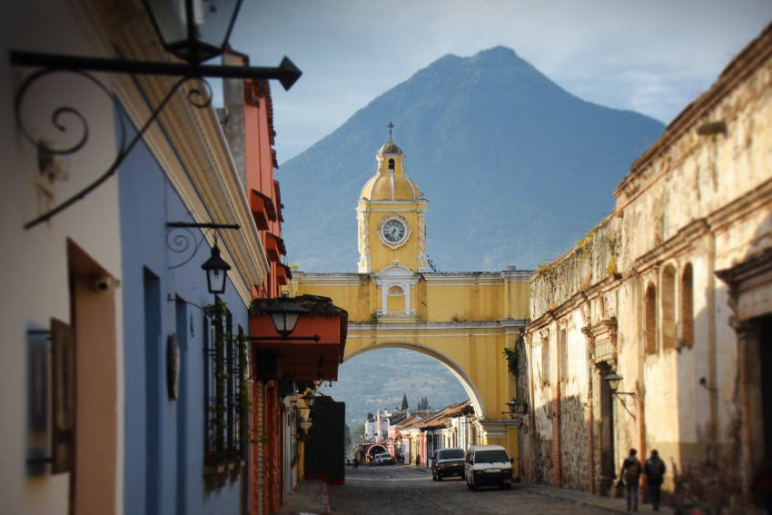 Fill your free time in Guatemala