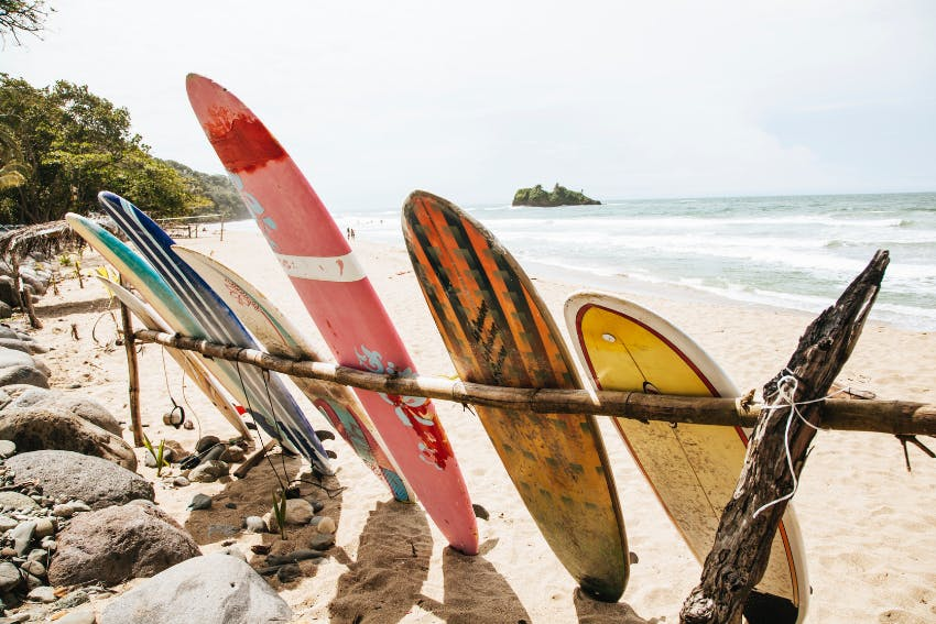 Fill your free time in Costa Rica