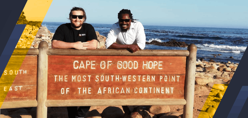 How an Internship Leads to Success. Aaron Menz who did a Public Health Internship in Cape Town, South Africa 2 years ago with Intern Abroad HQ.