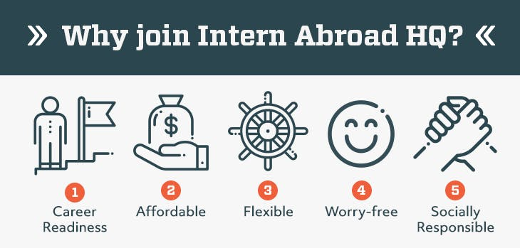 Why join Intern Abroad HQ?
