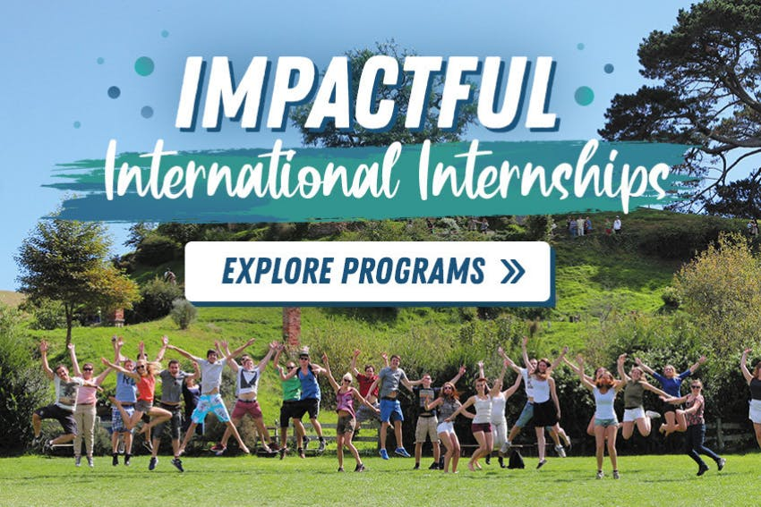 International Internships Abroad 2020