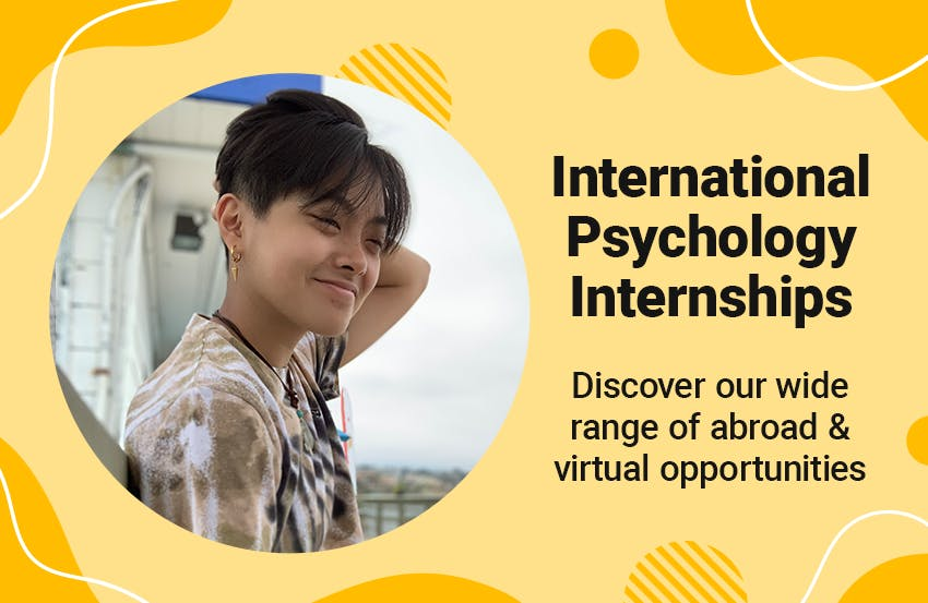 Beatriz's Remote Psychology Internship out of Spain with Intern Abroad HQ.
