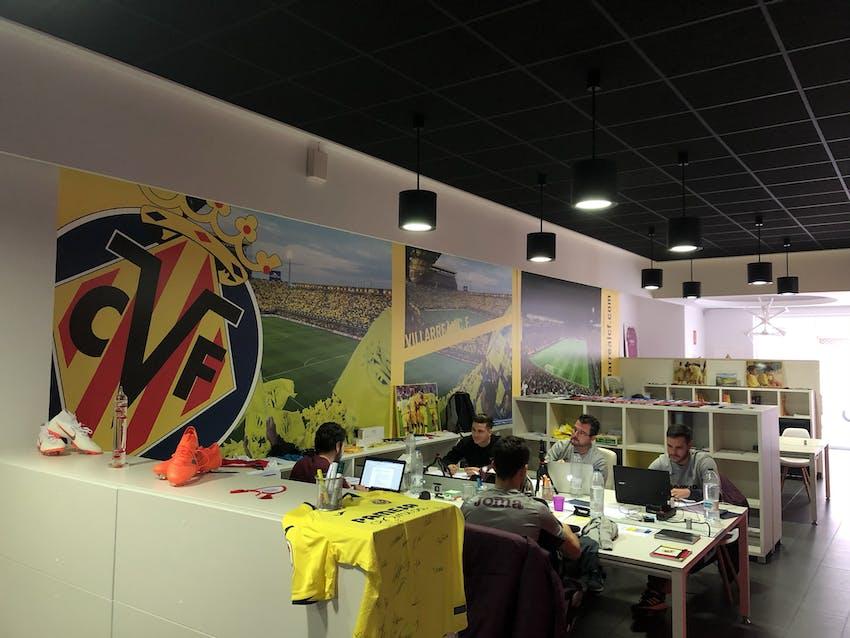 Marketing Virtual Internship out of Spain