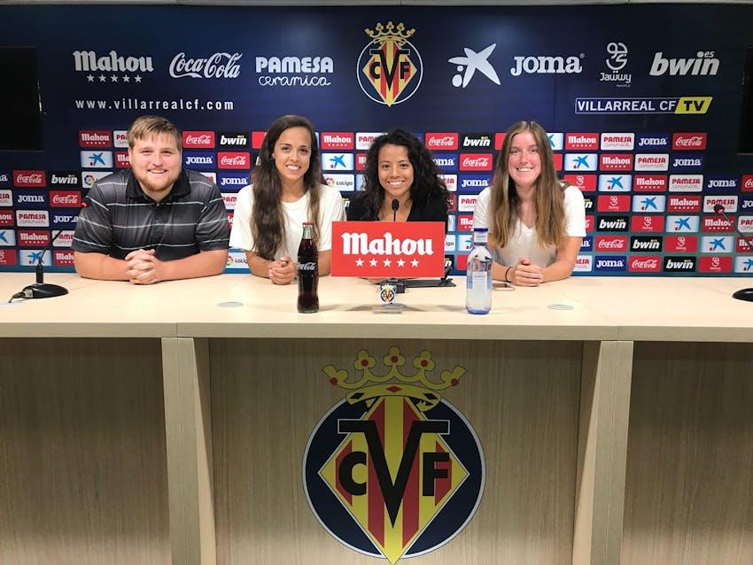 Villarreal CF, Marketing Virtual Internship out of Spain