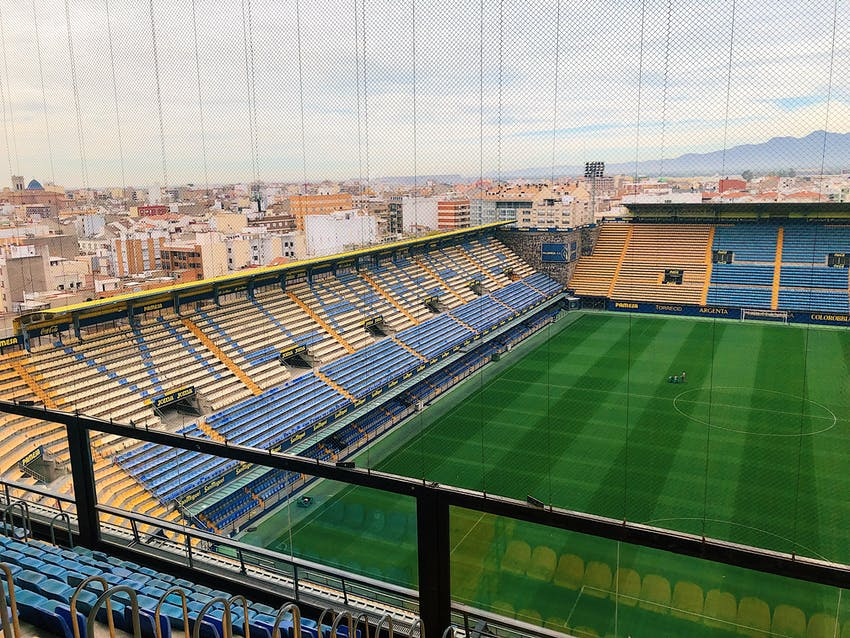 Villarreal CF Stadium, Marketing Virtual Internship out of Spain