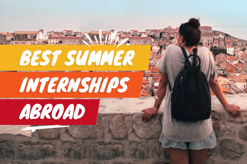 Best Internships Abroad for Summer 2021 with Intern Abroad HQ.
