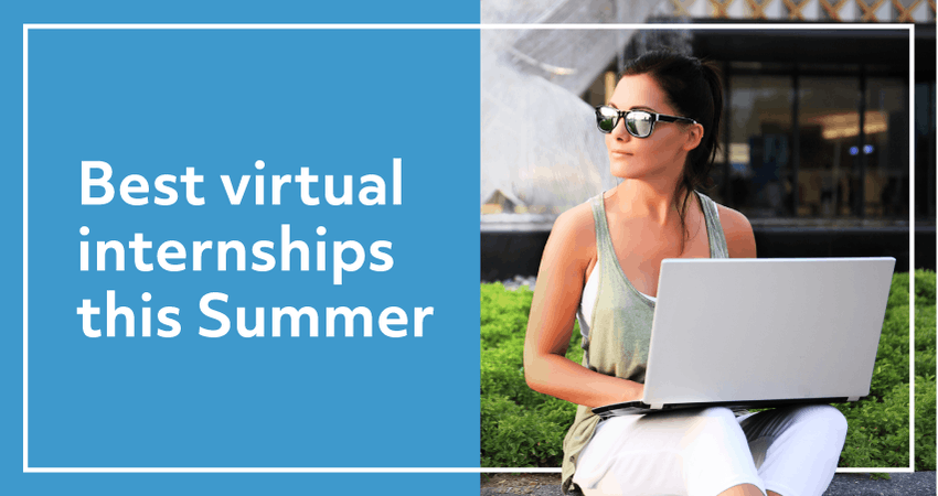 Best Summer Virtual Internships for 2021 & 2022 with Intern Abroad HQ.