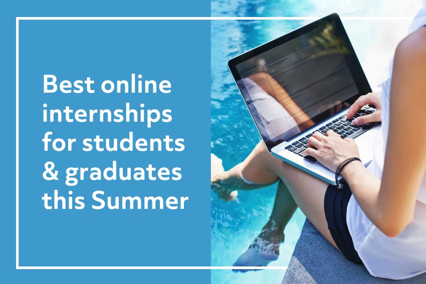 Best Summer Online Internships for Students and Graduates with Intern Abroad HQ.
