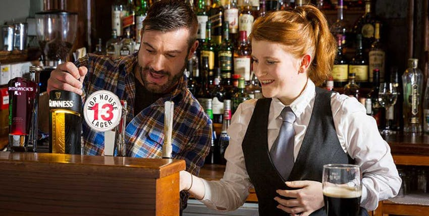 Hospitality & Hotel Management in Ireland with Intern Abroad HQ.