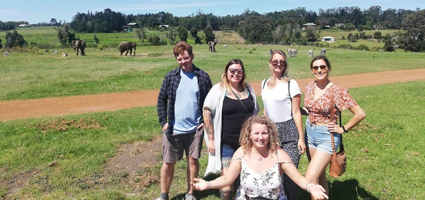 Joseph Oliver's Human Rights & Law Internship in South Africa with Intern Abroad HQ.