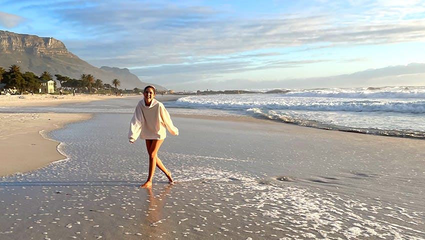 Viviana's experience as an Occupational Therapy intern in South Africa with Intern Abroad HQ.