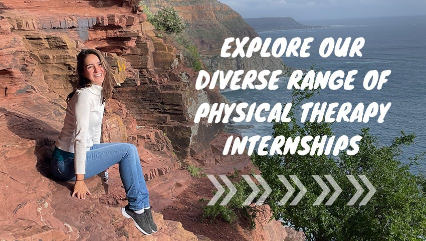 Explore Intern Abroad HQ's diverse range of online & abroad Physical Therapy internships.