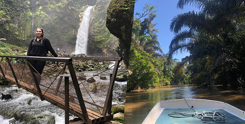 Rachel's Physical Therapy internship abroad in Costa Rica with Intern Abroad HQ.