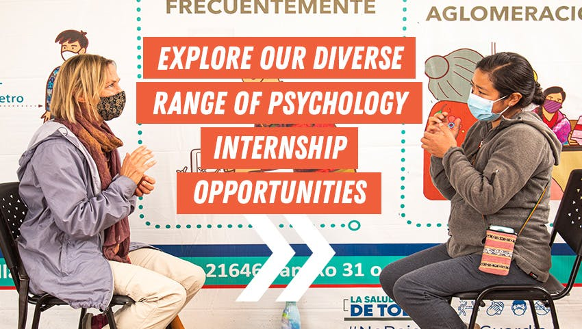 Discover Intern Abroad HQ's diverse range of remote and abroad psychology internships.